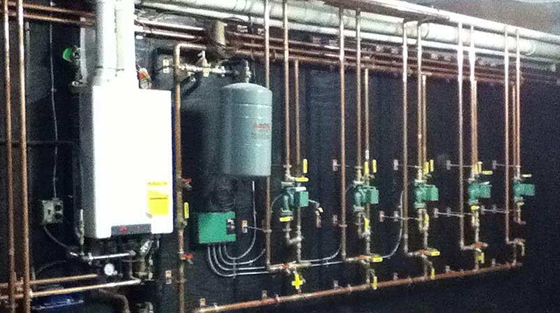 Multi-zone Boiler Heating Systems Vermont Plumbers - Paquette Plumbing