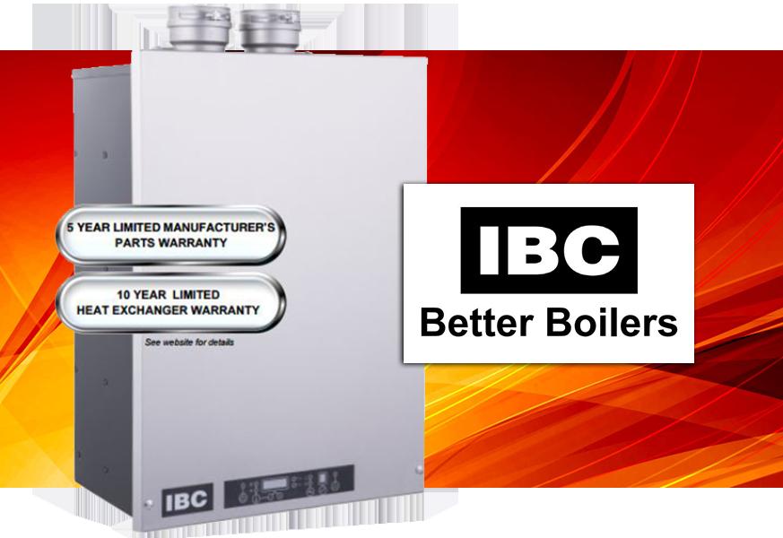 IBC Premium Combi Condensing Boiler