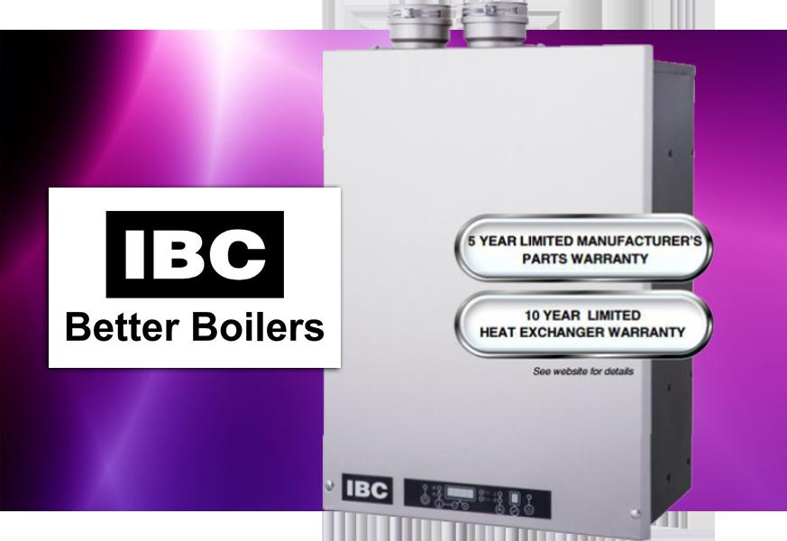 IBC Premium Condensing Boiler